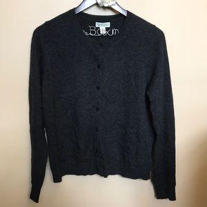 Adrienne Vittadini Cashmere sSweater!